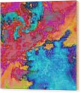 1998023 Wood Print