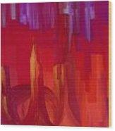 1998043 Wood Print