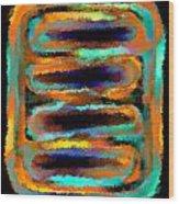 1999005 Wood Print