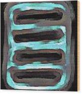 1999008 Wood Print