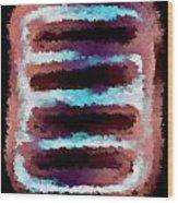 1999011 Wood Print