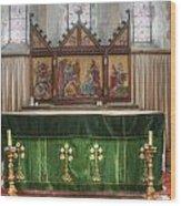 Holy Innocents Adisham  Wood Print