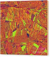 0174 Abstract Thought Wood Print