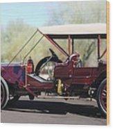 1907 Panhard Et Levassor Wood Print