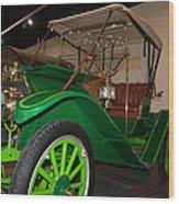 1909 Hudson Model 20 Wood Print