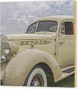 1936 Hudson Terraplane Truck Wood Print