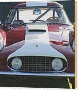 1959 Ferrari 250 Gt Lwb Berlinetta Tdf Wood Print