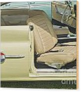 1960 Chrysler 300-f Muscle Car Wood Print