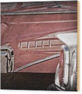 1960 Edsel Taillight Wood Print
