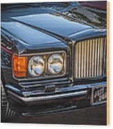 1990 Bentley Turbo R Wood Print