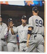 88th MLB All-Star Game Wood Print