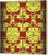 Abstract Series 5 Wood Print