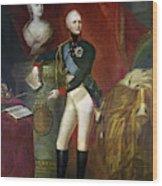 Alexander I (1777-1825) Wood Print