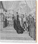 Alexander IIi (1845-1894) Wood Print