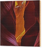 Antelope Canyon - Arizona Wood Print