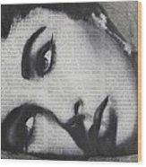 Art In The News 15-elizabeth Wood Print