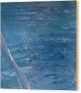 Australia - Weaving Thread Of Water Wood Print