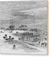 Bender Murders, 1873 Wood Print