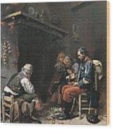 Benlliure Gil, Joan Antoni 1859-1930 Wood Print