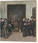 Bru AlbiÑaÑa, José 19th Century Wood Print by Everett