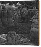 Bryce Canyon 11 Wood Print
