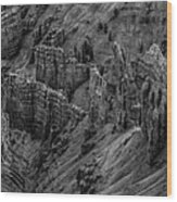 Bryce Canyon 4 Wood Print