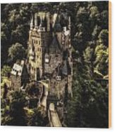 Burg Eltz Wood Print