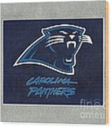 Panthers  Wood Print