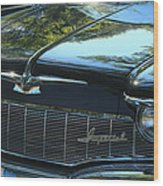 Chrysler Imperial Wood Print