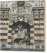 Cid, Rodrigo D�az De Vivar, Called The Wood Print