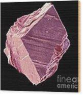 Crushed Diamond, Sem Wood Print