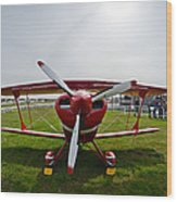 Pitts S2a Special Wood Print