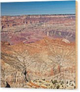 Desert View Grand Canyon National Park Wood Print