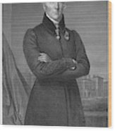 Duke Of Wellington (1769-1852) Wood Print
