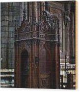 Duomo. Milano Milan Wood Print