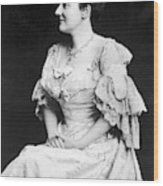 Edith K Wood Print