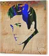 Elvis Presly Wall Art Wood Print