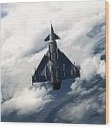 Eurofighter  Wood Print