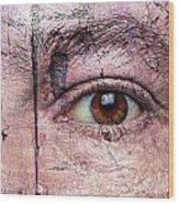 Eye On Environment Wood Print