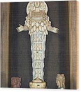 Diana Of Ephesus Wood Print