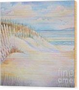 Florida Skies Wood Print