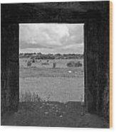 Framed Irish Landscape Wood Print