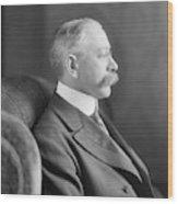 George W Wood Print