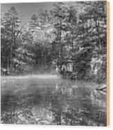 Gunner Pool Wood Print