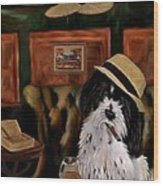 Havanese Wood Print