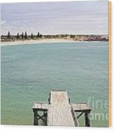 Horseshoe Bay South Australia Wood Print