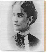Ida Mckinley (1847-1907) Wood Print
