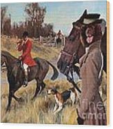 Irish Water Spaniel Art Canvas Print Wood Print