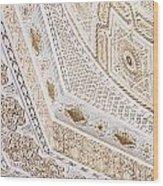 Islamic Architecture Wood Print