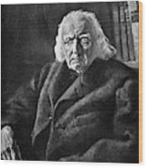 Karl Theodor Weierstrass (1815-1897) Wood Print